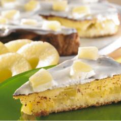 Ananas Marzipan Kuchen Kuchen Torten Kochgourmet