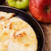 Apfel-Pfannkuchen