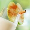 Apfel-Zimt Smoothie