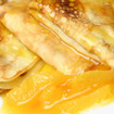 Aprikosen-Pfannkuchen