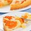 Aprikosenkuchen mit Honig