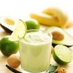 Avocado-Vanille Smoothie