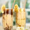 Bananen-Karamell-Smoothie