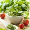 Basilikumsauce Pesto
