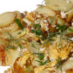 Bechamelkartoffeln mit Fenchel