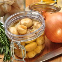 champignons s sauer einlegen einkochen rezepte zum kochen und backen. Black Bedroom Furniture Sets. Home Design Ideas