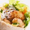 Chicken-Chili Wrap