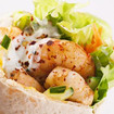 Chicken-Chili Wrap