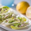 Chicoreesalat mit Thunfisch