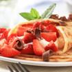 Crepes mit Erdbeeren
