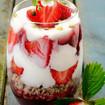 Erdbeer-Joghurt-Crumble