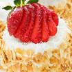 Erdbeer Kokos Törtchen