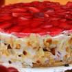 Erdbeer-Quarkkuchen