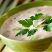 Forellen-Creme-Suppe