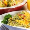 Gemüse-Käse-Auflauf