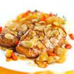 Hühnerbrust mit Mandeln