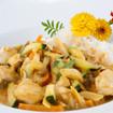 Indischer Fisch-Curry