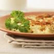 Käse-Kartoffel-Ring mit Schinken