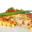 Käse-Speck-Kuchen mit Kräutern