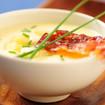 Kartoffel-Kerbel-Suppe
