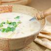 Kartoffel-Meerrettich-Suppe