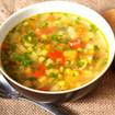 Kartoffel-Tomaten-Suppe
