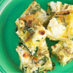 Kartoffelring mit Käse-Kerbelsauce
