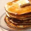 Kürbiskern-Pfannkuchen