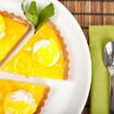 Makronen-Orangen-Torte