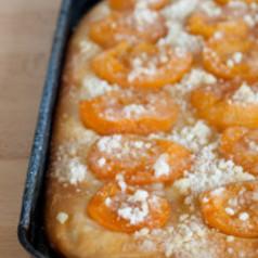 Marillen-Kuchen