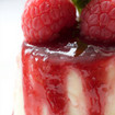 Mascarpone-Pastete mit Erdbeeren
