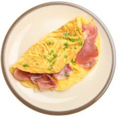 omelett mit mais und schinken hauptgerichte kochgourmet. Black Bedroom Furniture Sets. Home Design Ideas