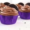 Oreo Mousse au Chocolat Cupcakes