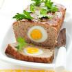 Oster-Hackbraten mit Ei