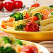 Penne mit Gemüse