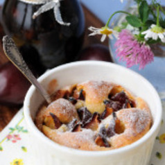 Pflaumen-Mohn-Kuchen
