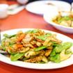 Putengeschnetzeltes chinesische Art