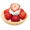 Quark-Erdbeertörtchen