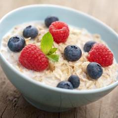 Selbstgemachtes Frühstücksmuesli