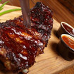 Spare Ribs mit Chilimarinade