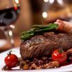 Steak mexikanisch mit Bohnengemüse